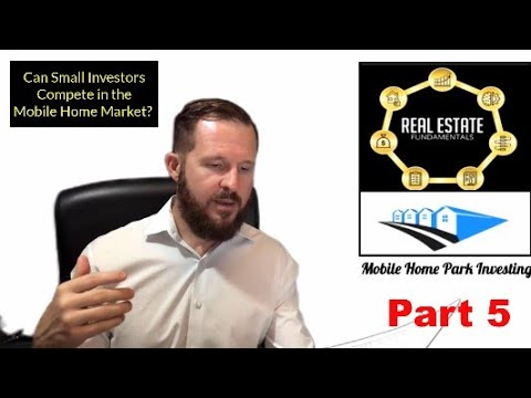 Mobile Home Park Investing: The Disadvantages of Investing in a Mobile Home Community – Part 9