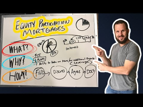 EQUITY PARTICIPATION MORTGAGES EXPLAINED