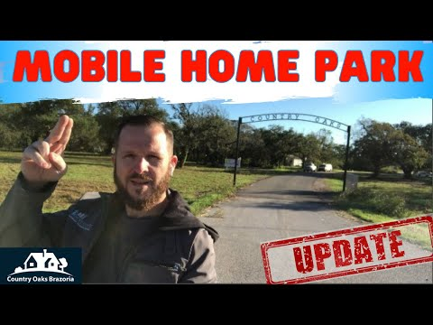 Mobile Home Park Update📍(TEXAS)
