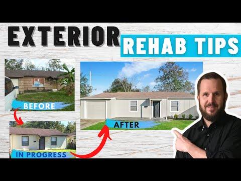 TIPS | RENTAL PROPERTY EXTERIOR REHAB (MAKE READY)