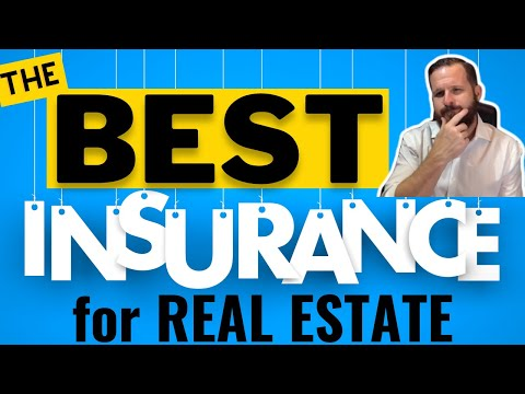 The BEST Insurance for Real Estate Investors