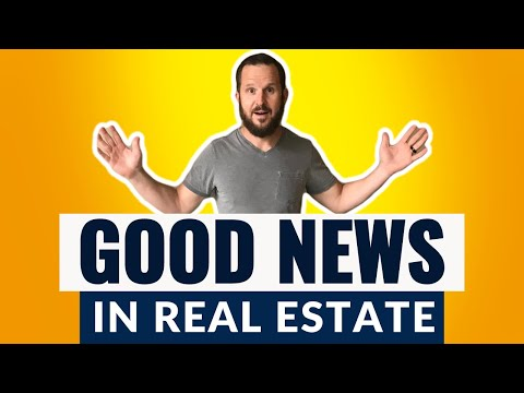 What's the good news in Real Estate in 2021?