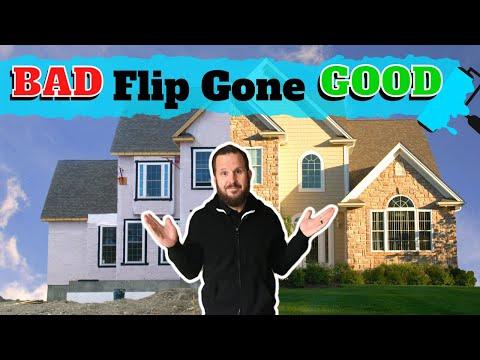 ❌BAD Flip Gone GOOD✔️💯