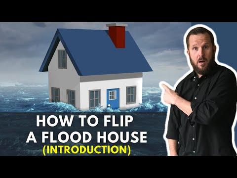 How To Flip A Flood House 🏠🛠️