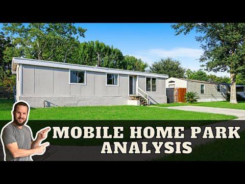 Mobile Home Park Analysis Factors