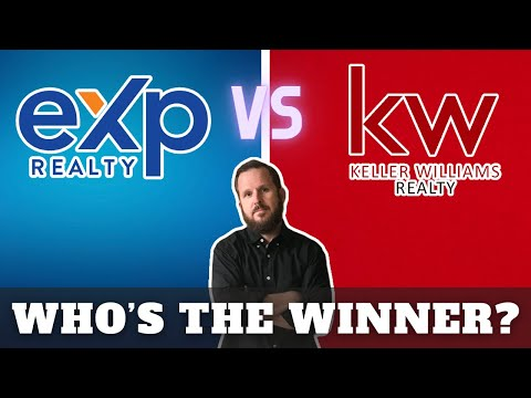 eXp Realty & Keller Williams: Who's the winner?