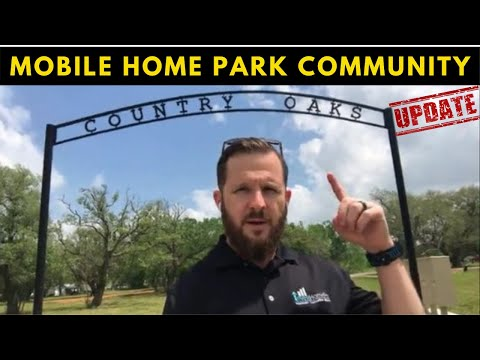 Mobile Home Community Update (9th Month)
