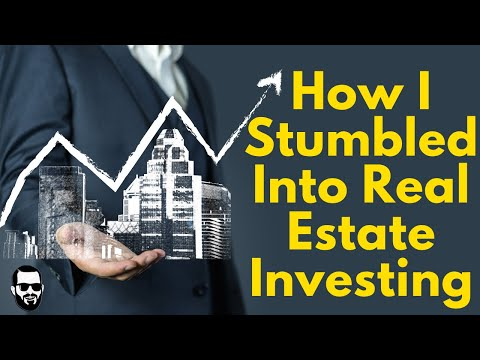 How I Stumbled Into Real Estate Investing❓