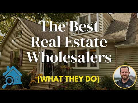 The Best Wholesalers (what they do)