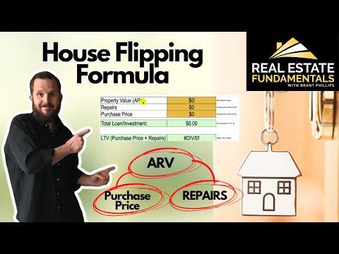 House Flipping Formula 🏠📈