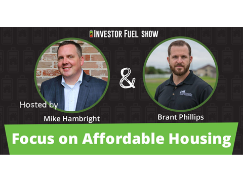 Brant Phillips interviewed by Investor Fuel founder Mike Hambright